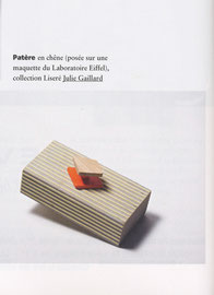 AIR FRANCE MAGAZINE - PATERE COLLECTION LISERE - JANVIER 2015
