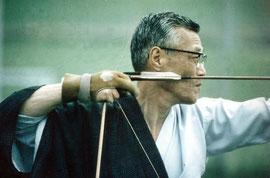 Prof. Genshiro Inagaki 9.DAN