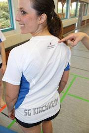 Danke an unseren T-Shirt-Sponsor THERASPORT Heidelberg (Physiotherapie)
