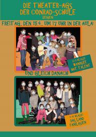 2016 - Wannsee hat Talent / Das Land Fanilasien