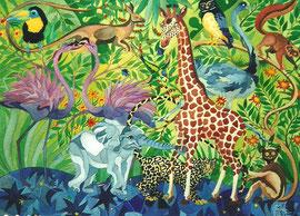 Pour Maxime G. - Aquarelle par Artiste peintre à Nantes