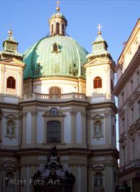 Sonne auf St.Peter