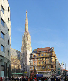 Wien  St. Stephan