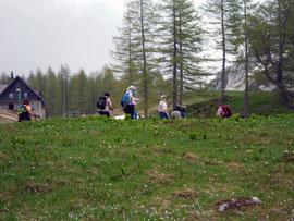 Wanderung Klagenfurter Hütte