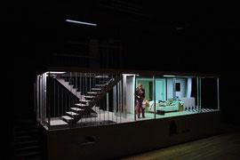 Die Arabische Nacht / Jost // Oper Halle // 2009 // Regie: Florian Lutz