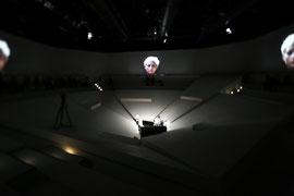 Glasperlenspiel // Staatstheater Karlsruhe // 2014 // Regie: Martin Nimz