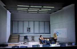 La Boheme // Theater Heidelberg // 2007 // Regie: Michael v.z. Mühlen