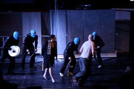 Die Familie Schroffenstein // schauspielfrankfurt // 2007 // Regie: Simon Solberg