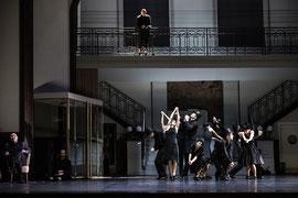 Eine Winterreise // Staatstheater Wiesbaden/ Staatstheater Darmstadt // 2017 // Choreografie: Tim Plegge