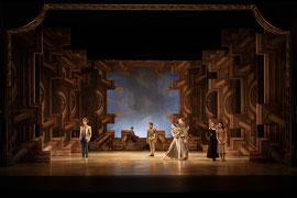 ROMEO UND JULIA // Landestheater Salzburg // 2020 // Choreografie: Reginaldo Oliveira