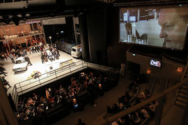 Der fliegende Holländer // Oper Halle // 2016 // Regie: Florian Lutz