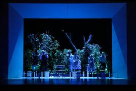 Gärtnerin aus Liebe // Festspielhaus Baden-Baden // Theater Baden-Baden // 2018 // Regie: Christian Carsten