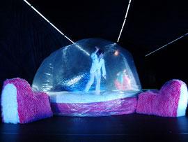 eddy puss wrecks // Tanzkooperation pvc // Theater Freiburg/ Theater Heidelberg // 2006 // Choreographie: Graham Smith