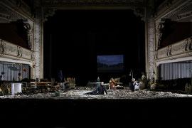 Vor dem Fest // Staatstheater Schwerin // 2017 // Regie: Martin Nimz