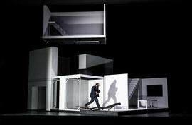 Phaedra/ Henze // Oper Halle // 2015 // Regie: Florian Lutz