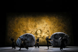 Shunkin// Staatstheater Saarbrücken // 2018 // Choreografie: Stijn Celis