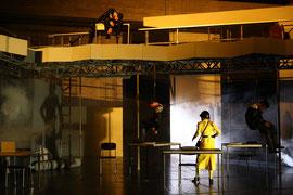 Gas I und II // Staatstheater Karlsruhe // 2014 // Regie: Hansgünther Heyme