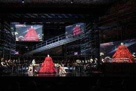 Tosca// Staatstheater Kassel // 2021 // Regie: Sláva Daubnerová