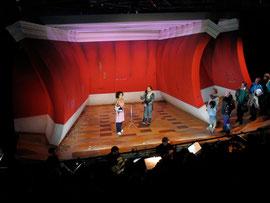 fremd/ Thomalla //  Forum Neues Musiktheater Staatsoper Stuttgart // 2006 // Regie: Hans-Werner Kroesinger