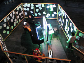 Vanitas/ Sciarrino // Forum Neues Musiktheater Staatsoper Stuttgart // 2004 // Regie: Michael v.z. Mühlen