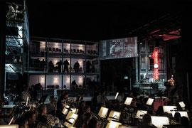 Verdi Requiem // Oper Halle/RAUMBÜHNE BABYLON // 2018 // Regie: Florian Lutz