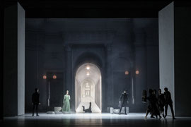 ANNA KARENINA // Landestheater Salzburg // 2021 // Choreografie: Reginaldo Oliveira