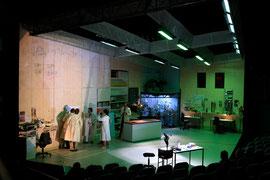 Faust // Volkstheater München // 2008 // Regie: Simon Solberg