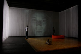 Final Girl//Theater Basel// 2010 // Regie: Marie Bues