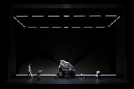 Prometheus// Staatstheater Saarbrücken // 2019 // Choreografie Stijn Celis