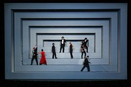 Leben des Galilei // Staatstheater Saarbrücken // 2015 // Regie: Martin Nimz