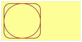 Zirkel und Quadratvolte