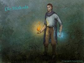 Concept-Art eines Miakoda