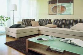 Foto: Saum & Viebahn - Gardinen | Dekostoffe | Möbelstoffe | Sicht- und Sonnenschutz