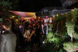 L'ambiance de la soirée  / Photo : Anik Couble