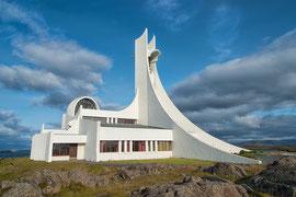 Kirche Stykkisholmur