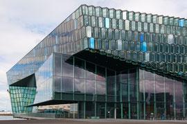 Harpa in Reykjavik