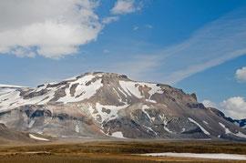 Gletscherpiste F550  bei Husafell 4