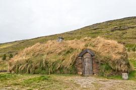Torfhaus von Eiríkur rauði, Eiríksstaðir