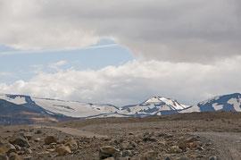 Gletscherpiste F550  bei Husafell 3