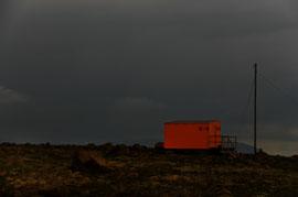 Schutzhütte an der F550