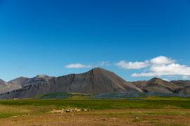 Landschaft bei Akanes