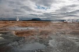 Námaskarð im Kraflagebiet 3