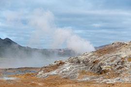 Námaskarð im Kraflagebiet 5