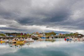 Hafen von Stykkisholmur