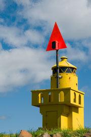 Kleiner Leuchtturm von Akanes