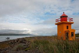 Kleiner Leuchtturm bei Svalbardseyri 1