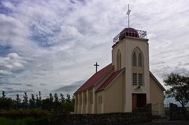 Eine Kirche von einem deutschen Erbaut