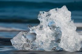 Eis am Lavastrand 1