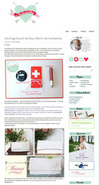 Ein Hochzeitsblog 2013