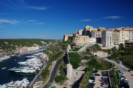 Die Zitadelle und der Hafen